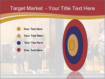 Boutique window PowerPoint Template - Slide 84