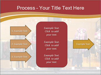 Boutique window PowerPoint Template - Slide 85
