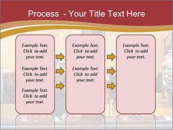 Boutique window PowerPoint Template - Slide 86