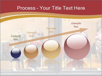 Boutique window PowerPoint Template - Slide 87