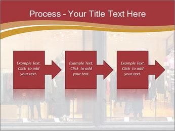 Boutique window PowerPoint Template - Slide 88