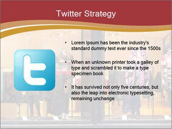 Boutique window PowerPoint Template - Slide 9