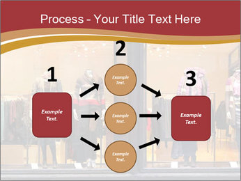 Boutique window PowerPoint Template - Slide 92