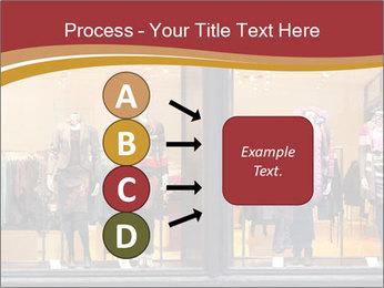Boutique window PowerPoint Template - Slide 94