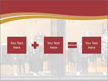 Boutique window PowerPoint Template - Slide 95