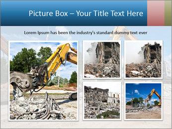 Demolition PowerPoint Templates - Slide 19