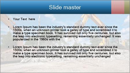 Demolition PowerPoint Template - Slide 2