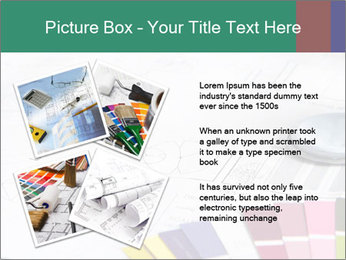 Decorating tools PowerPoint Template - Slide 23