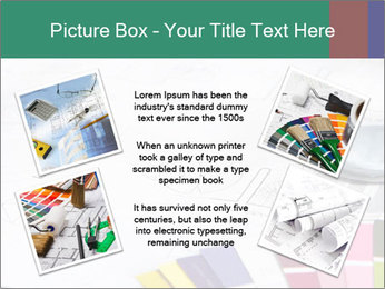 Decorating tools PowerPoint Template - Slide 24