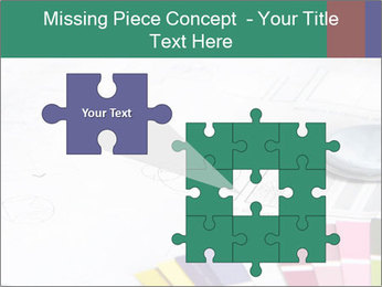 Decorating tools PowerPoint Template - Slide 45