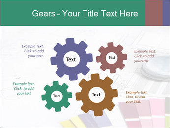 Decorating tools PowerPoint Template - Slide 47