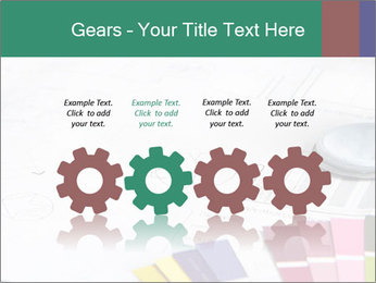 Decorating tools PowerPoint Template - Slide 48