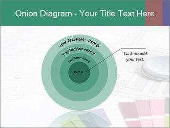 Decorating tools PowerPoint Template - Slide 61