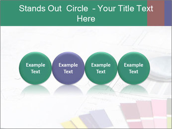 Decorating tools PowerPoint Template - Slide 76