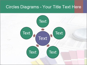 Decorating tools PowerPoint Template - Slide 78