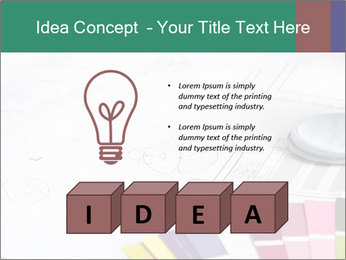 Decorating tools PowerPoint Template - Slide 80
