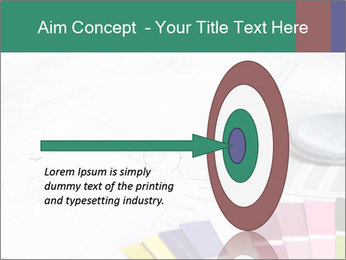 Decorating tools PowerPoint Template - Slide 83