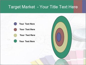 Decorating tools PowerPoint Template - Slide 84