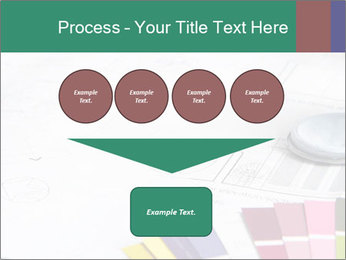 Decorating tools PowerPoint Template - Slide 93