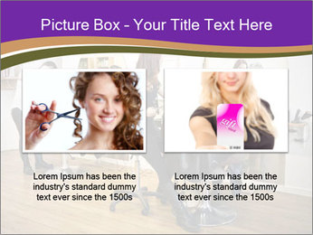 Hair salon PowerPoint Template - Slide 18