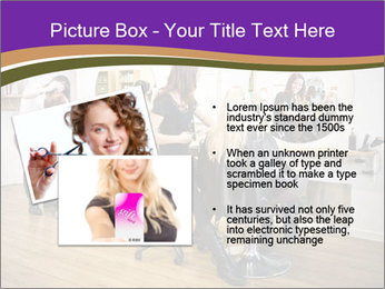 Hair salon PowerPoint Template - Slide 20