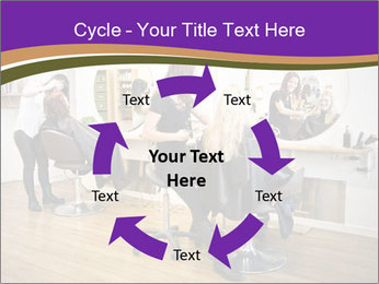 Hair salon PowerPoint Templates - Slide 62
