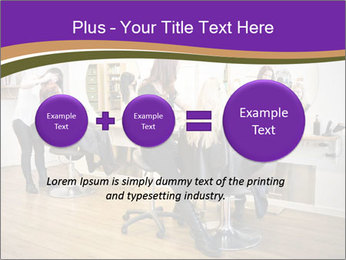 Hair salon PowerPoint Templates - Slide 75
