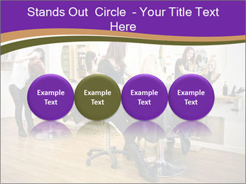 Hair salon PowerPoint Templates - Slide 76