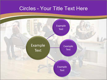 Hair salon PowerPoint Templates - Slide 79