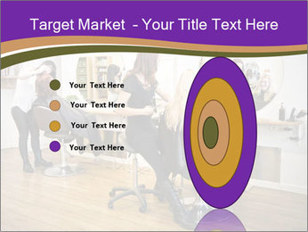 Hair salon PowerPoint Templates - Slide 84