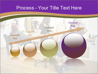 Hair salon PowerPoint Templates - Slide 87