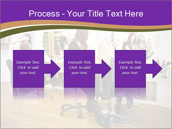 Hair salon PowerPoint Templates - Slide 88