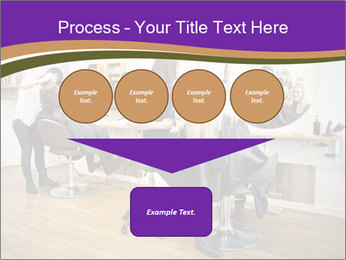 Hair salon PowerPoint Template - Slide 93