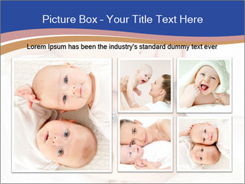 Two baby PowerPoint Template - Slide 19
