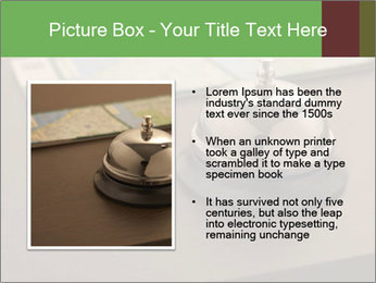 Hotel bell PowerPoint Template - Slide 13