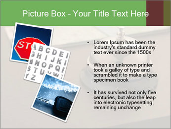 Hotel bell PowerPoint Template - Slide 17