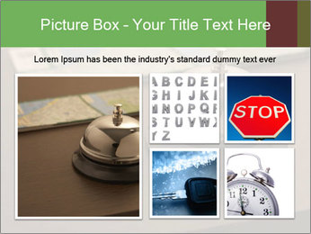 Hotel bell PowerPoint Template - Slide 19