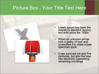 Hotel bell PowerPoint Template - Slide 20