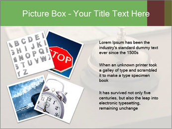 Hotel bell PowerPoint Template - Slide 23