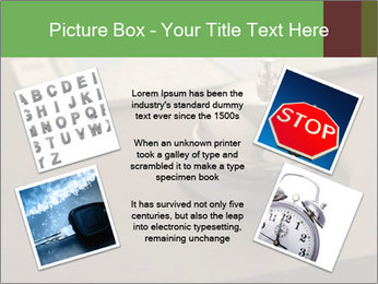 Hotel bell PowerPoint Template - Slide 24