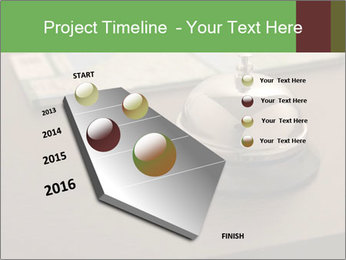 Hotel bell PowerPoint Template - Slide 26