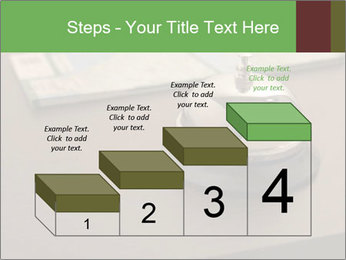 Hotel bell PowerPoint Template - Slide 64