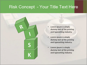 Hotel bell PowerPoint Template - Slide 81