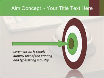 Hotel bell PowerPoint Template - Slide 83
