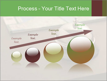Hotel bell PowerPoint Template - Slide 87