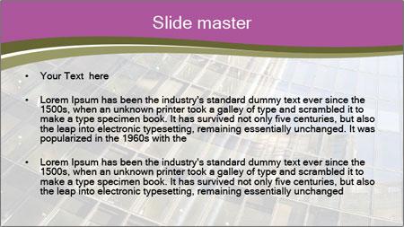 Technical facades PowerPoint Template - Slide 2