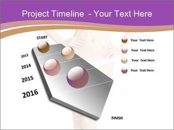 Female applying PowerPoint Template - Slide 26