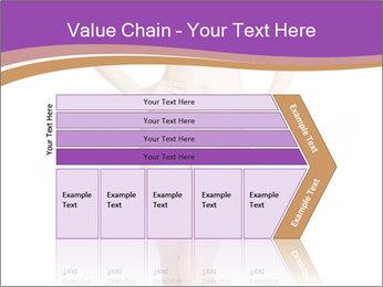 Female applying PowerPoint Template - Slide 27