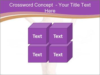 Female applying PowerPoint Template - Slide 39