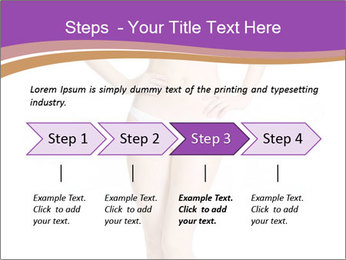 Female applying PowerPoint Template - Slide 4